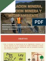 Mineria General Legislacion d