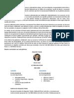 Los Contratos de Odebrecht en Perú