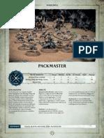 Aos Warscroll Packmaster It
