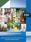 Community Health Needs Assessment-Full Report 2015