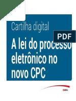 Cartilha Lei do Processo Eletrônico no novo CPC.pdf