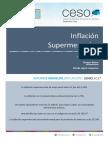 Informe Inflación Supermercados Santa Fe Junio 2017