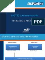 MGT521 S1 Intro Admon RF