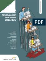 Cuaderno de Investigación n° 2 - Producción, trabajo y acumulación de capital en el Perú