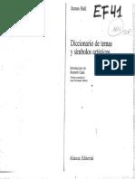 HALL Diccionario de Temas y Simbolos Artisticos