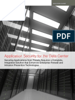 Application Security for the Data Center