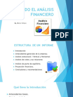 Analisis Financiero Ratios Liquidez Operaciones Ndeudamiento Etc