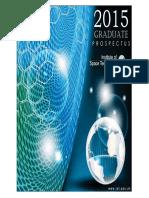 Graduate Prospectus 2015 16-01-21