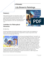 Teaching Children Philosophy | BookModule %2F Lily Brown's Paintings.pdf