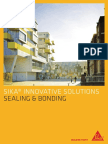 Sealing & Bonding Brochure