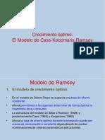 Modelo de Crecimiento de Ramsey