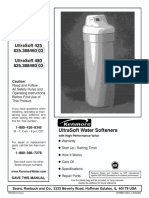 WaterSoftner UltraSoft 425 480 - Manual.pdf