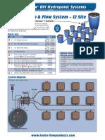 DIY Flo n Gro Ebb Flow System 12 Site