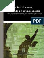 González, Nelia. Formación Docente Centrada en Investigación. Universidad Del Zulia. 1a. Ed. 2010, 218 Pp.(1)