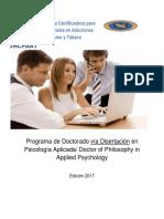pdf dossier programa doctorado psicologia aplicada