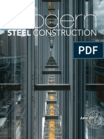 Morden Steel Construction