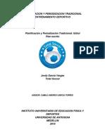 Plan Escrito Total Soccer