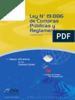 Ley 19.886 Compras Públicas y Reglamento