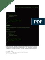Tarea Etructura de Datos