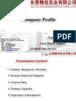 Mold Company In China