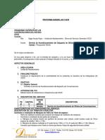 PROFORMA DIANSEL 0078 HABILITACION DE MAMPARA DE VIDRIO CRUDO DE 10MM.doc