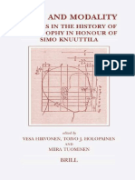 BSIH 141 Hirvonen, Holopainen, Tuominen, Knuuttila - Mind And Modality_ Studies in the History of Philosophy in Honour of Simo Knuuttila.pdf