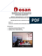 Resumen Ejecutivo-propuesta de Gestion
