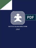 Anuario escolar Fermi 2016