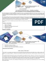 Guía de actividades y rubrica de evaluacion - Paso 2_ IdentificaciónDelProblema.docx