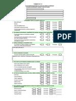 Formatos CT 03 - para mantenimiento