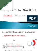 Estructuras Navales I_3ra Semana