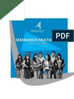 Diseño Academia La Práctica - Seminarios
