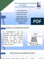 Presentación-Humidificación