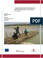 Bamboo and Bio-Engineering Interventions for Mitigation of River Bank Erosion - A Case Study1