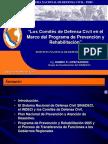 Comites Defensa Civil