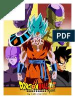 Dragon Ball Super Sagas by Salvamakoto-da5sffv