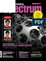 Spectrum Chemistry - August 2016