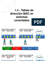5.2.1.4 Video Slides - MAC Address Tables on Connected Switches