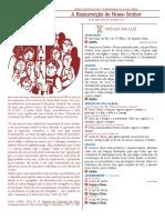 Culto Divino - A Ressurreição de Nosso Senhor | Vigília Pascal