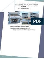 Adm. Personal II Monografia