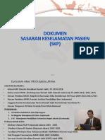 Skp Dokumen Dr. Dr. Sutoto, m.kes