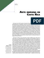 Arte Indígena en Costa Rica