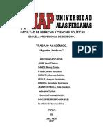 Derecho Procesal Civil II- Comentarios[1983]