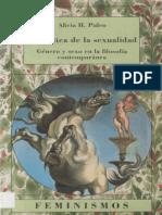 Puleo Alicia - Dialectica de La Sexualidad - Genero Y Sexo en La Filosofia Contemporanea