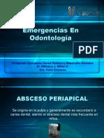 Emergencias en Odontología PYP