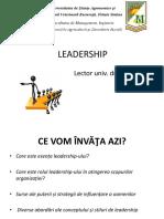 V. Tita Leadership
