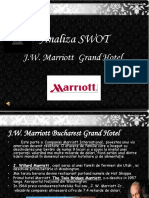 90623432 Analiza SWOT Marriott