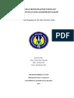 3. Laporan Praktikum Biologi Perhitungan Jumlah Eritrosit Darah
