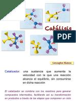 Cc3a1talisis Clase