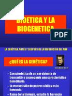 Genetica Antes y Despues Del Adn 19 Agosto 2010